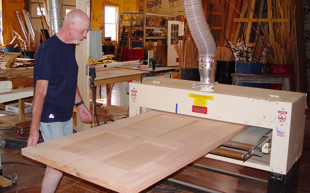 "Charles McCullough says, ""I looked at foreign-made equipment but there was nothing to compare with Woodmaster."" Read Charles' Feature Article -- coming soon!"