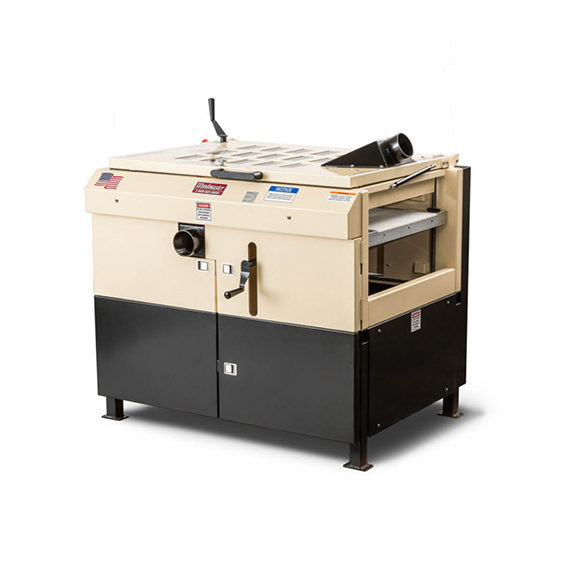 Electric Wood Planers & Molding Machines | Made in USA | Woodmaster