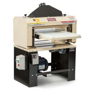 "18"" Multi-Duty 5 HP Planer/Molder"