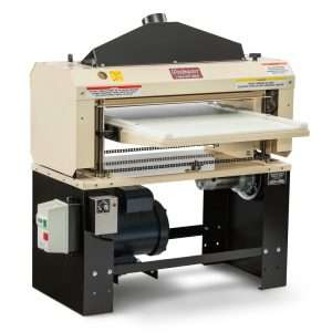 "25"" Extreme-Duty Planer/Molder with 7.5 HP 1-Phase Motor - Model 725"