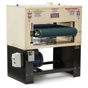 26″ 5 HP Single Drum Sander