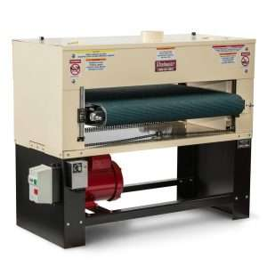 38″ 5HP Single Drum Sander
