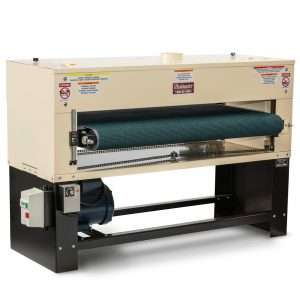 50″ 7.5 HP Single Drum Sander