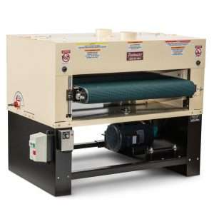 38″ 7.5 HP Double Drum Sander