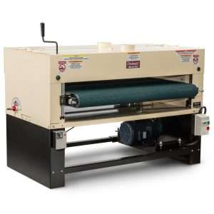 50″ 7.5 HP Double Drum Sander