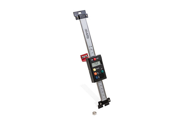 Digital Scale For All Woodmaster Planers Woodmaster Tools